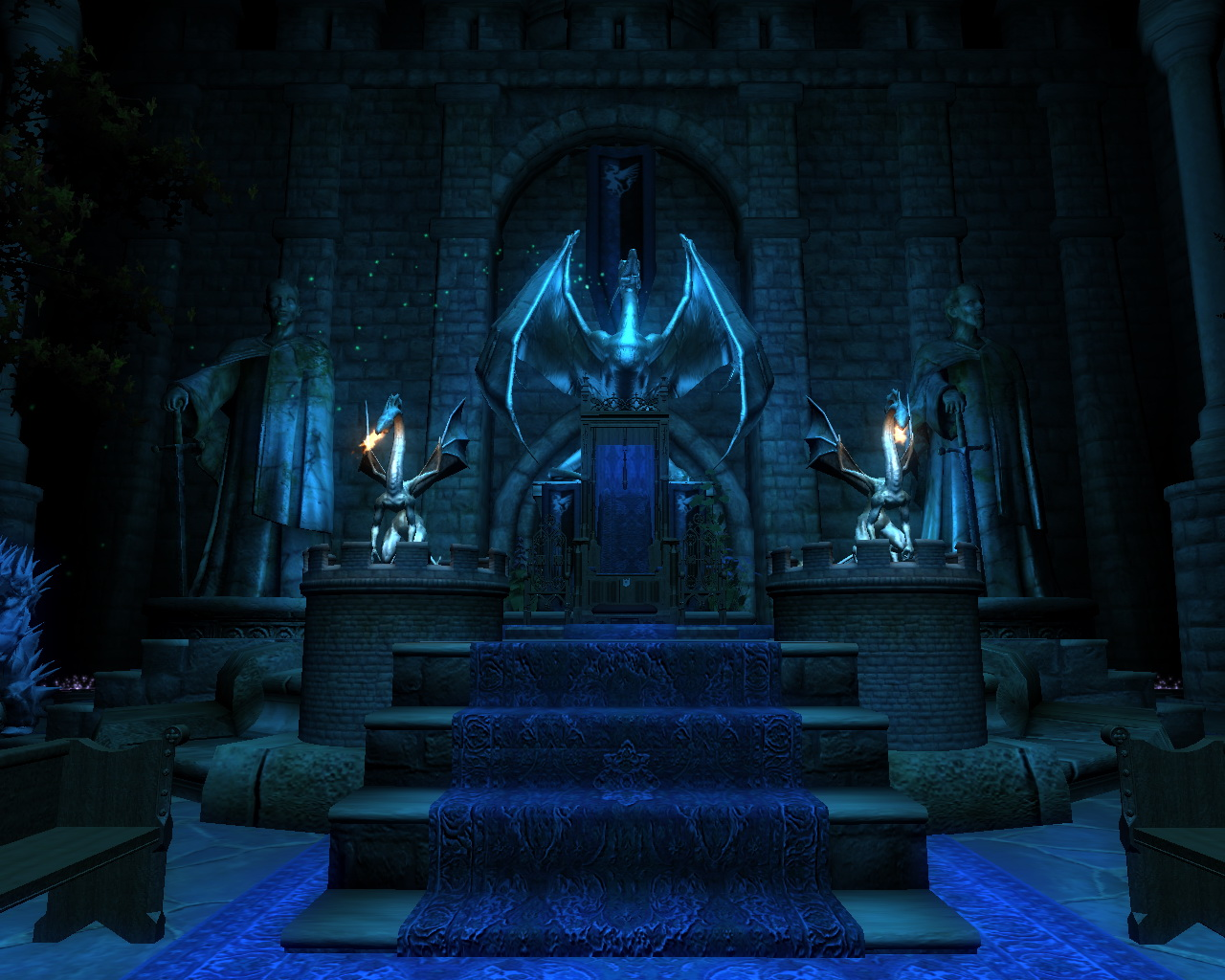 Тёмный замок shemale 7 фотография
